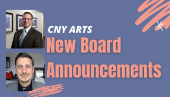 New board announcements